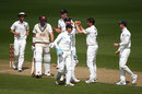 Tim Murtagh claims another wicket for Middlesex at The Oval, Surrey v Middlesex, Kia Oval, Bob Willis Trophy, August 3, 2020