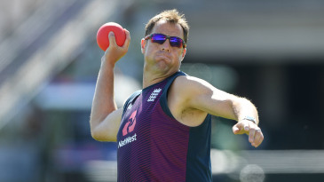 Marcus Trescothick worked with England's ODI squad during their series against Ireland