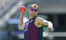 Marcus Trescothick worked with England's ODI squad during their series against Ireland, England training, Ageas Bowl, August 3, 2020