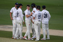 Teenage spinner Jack Carson celebrates a wicket, Sussex v Hampshire, Day 3, Bob Willis Trophy, Hove, August 3, 2020