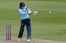 Tom Banton cracks a pull, England v Ireland, 3rd ODI, Ageas Bowl, August 4, 2020
