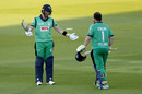 Paul Stirling and Andy Balbirnie shared a second-wicket partnership worth more than 200 runs, England v Ireland, 3rd ODI, Ageas Bowl, August 4, 2020