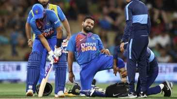 Rohit Sharma has not played competitive cricket since February, when he picked up an injury in New Zealand
