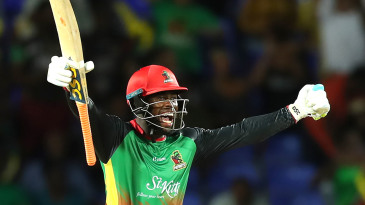 Fabian Allen will miss the CPL after he was late for his flight