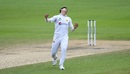 Naseem Shah throws his head back in despair, England v Pakistan, 1st Test, Old Trafford, 3rd day, August 7, 2020