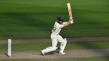 Chris Woakes' 84 not out sealed England's win