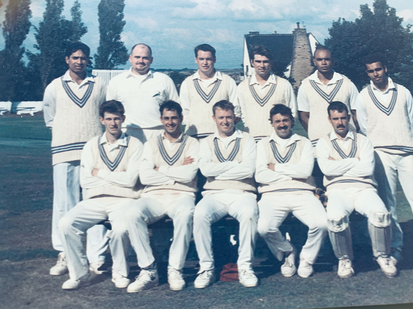 The way we were: the Hanging Heaton first XI, summer of 1995