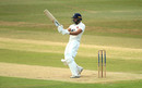 Jack Leaning pulls during his career-best knock, Kent v Sussex, Bob Willis Trophy, Canterbury, 3rd day, August 10, 2020