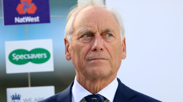 Colin Graves has been touted as a key contender for the post of ICC chairperson
