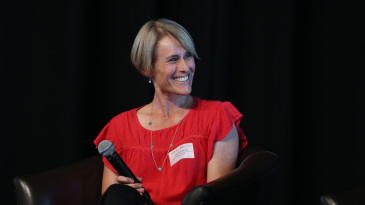 Belinda Clark is confident the states and governing body can work together