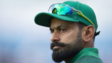 Mohammad Hafeez is in the Pakistan squad for the T20I leg of their tour