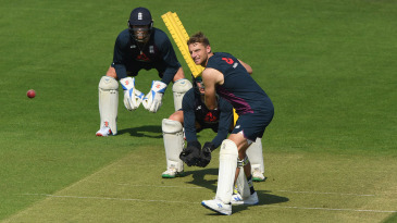Jos Buttler trains ahead of the second Test against Pakistan