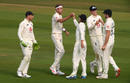 Stuart Broad removed Asad Shafiq, England v Pakistan, Ageas Bowl, 2nd Test, 1st day, August 13, 2020