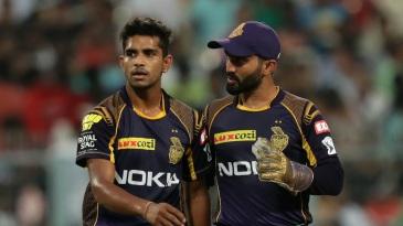 Shivam Mavi played nine games for Kolkata Knight Riders in IPL 2018