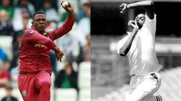 Composite: Sheldon Cottrell and Courtney Walsh