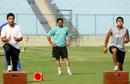 Chetan Chauhan oversees a Delhi pre-season camp, also featuring a young Virat Kohli, August 20, 2009