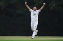 Ian Holland claimed six first-innings wickets, Hampshire v Surrey, Bob Willis Trophy, Arundel, August 16, 2020