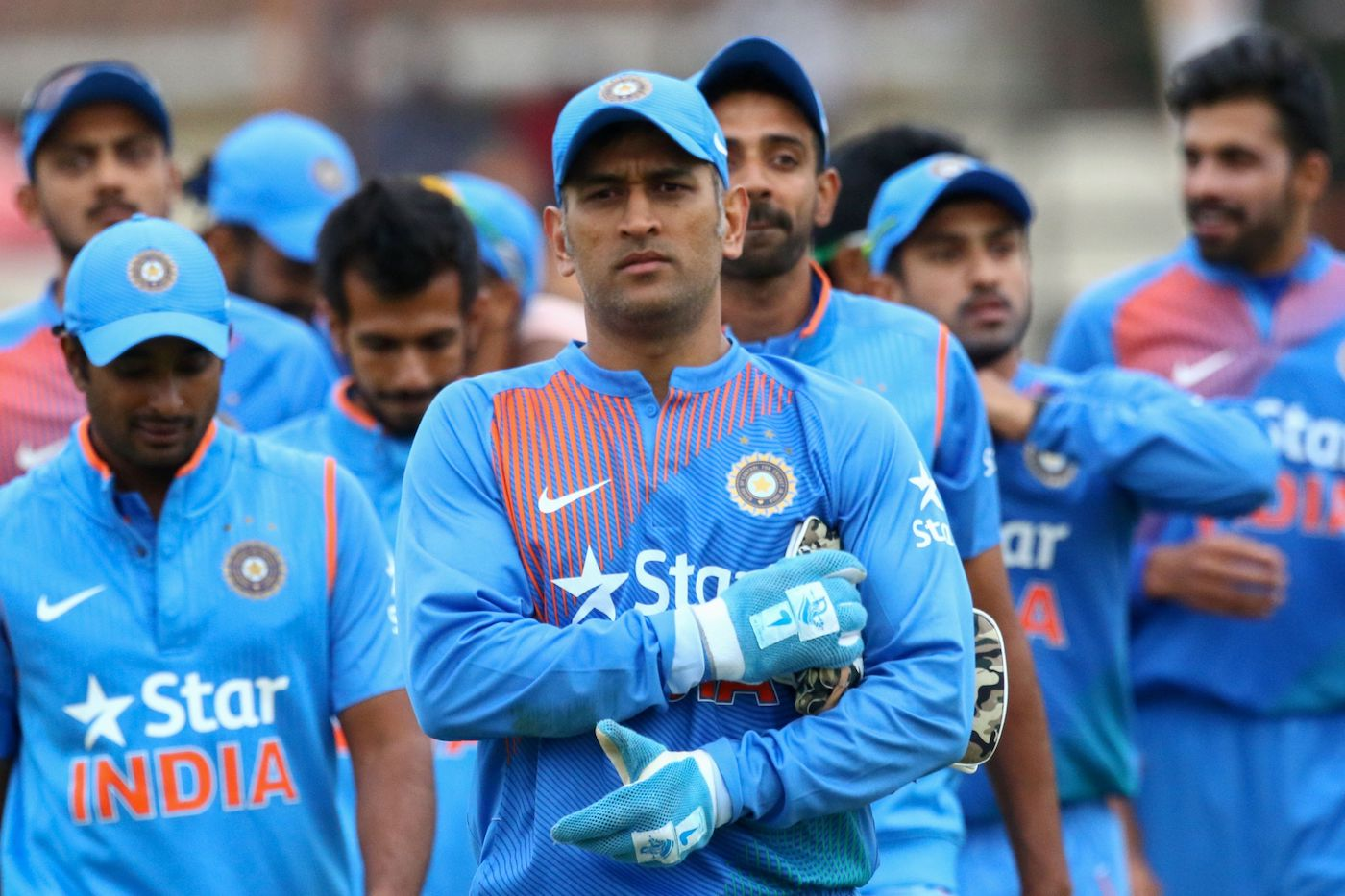 Dhoni dismantled external influences on the India dressing room, so younger players could breathe free