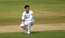 Naseem Shah has a wry smile, England v Pakistan, 3rd Test, Southampton, 2nd day, August 22, 2020