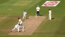 Mohammad Rizwan stumps Zak Crawley down the legside off Asad Shafiq, England v Pakistan, 3rd Test, Southampton, 2nd day, August 22, 2020