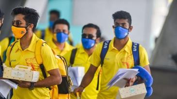 Shardul Thakur, N Jagadeesan, Kedar Jadhav, Piyush Chawla leave for the UAE