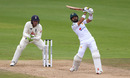 Mohammad Rizwan brings up his fifty with a six, England v Pakistan, 3rd Test, Southampton, 3rd day, August 23, 2020