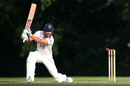 Alastair Cook flays through the covers, Hampshire v Essex, Bob Willis Trophy, Arundel, August 23, 2020