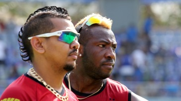 Sunil Narine and Andre Russell, the allrounders who make Kolkata Knight Riders tick