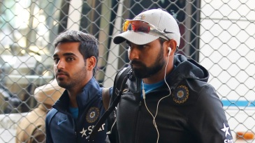 Bhuvneshwar Kumar and Mohammed Shami, like many others, found ways to stay in shape during their time at home