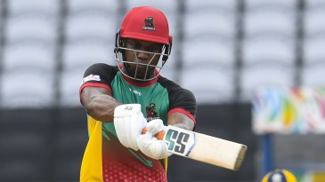Evin Lewis goes on the offensive