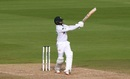 Azhar Ali smacks one into the legside, England v Pakistan, 3rd Test, Southampton, 4th day, August 24, 2020