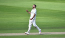 Tom Bailey roars in approval, Yorkshire v Lancashire, Headingley, 3rd day, Bob Willis Trophy, August 24, 2020
