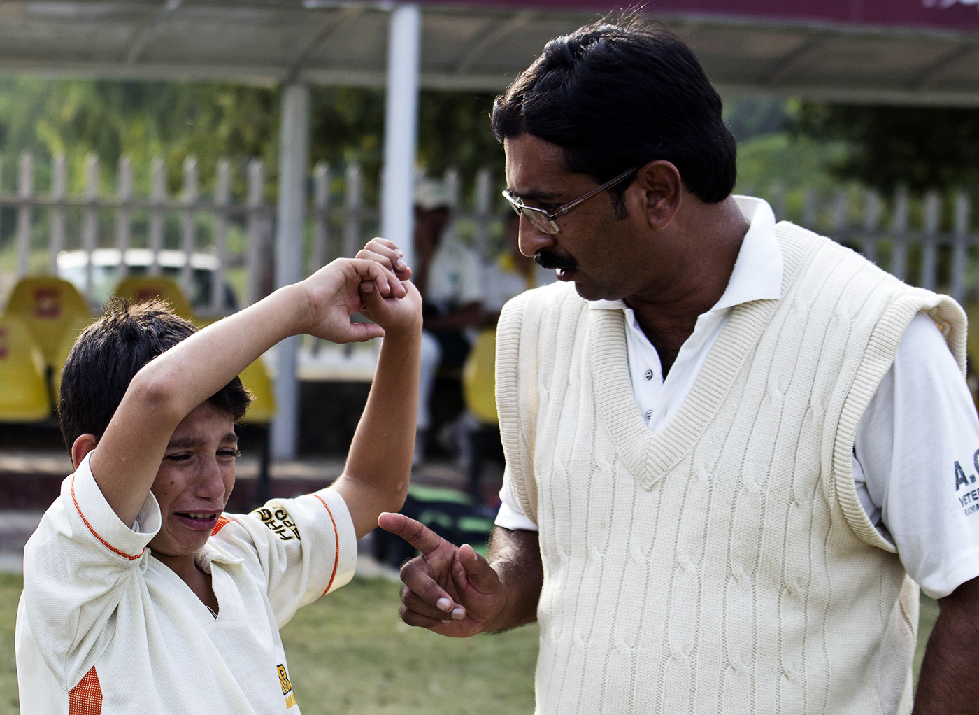 Asif Bajwa had a disciplinarian style of coaching but he was a key father figure in Amir's life
