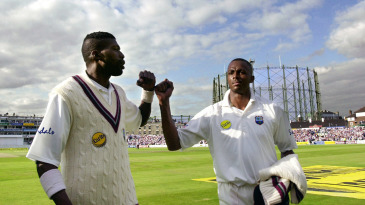 Courtney Walsh lived under the considerable shadow of Curtly Ambrose for much of his career