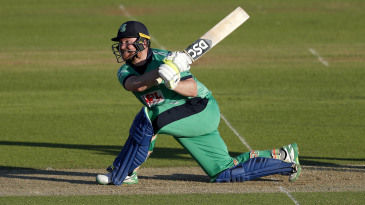 Stirling, who made 142 against England this month, starred on Northants debut