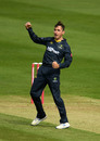 Andrew Salter starred with the ball, Gloucestershire v Glamorgan, Vitality Blast, Bristol, August 29, 2020