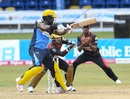 Kyle Mayers was strong off the back foot, Trinbago Knight Riders, Barbados Tridents, Queen's Park Oval, CPL 2020, August 29, 2020
