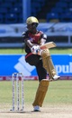 Khary Pierre kept his cool at the death, Trinbago Knight Riders v Barbados Tridents, Queen's Park Oval, CPL 2020, August 29, 2020