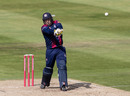 Adam Rossington swats at a bouncer, Northamptonshire v Somerset, Vitality Blast, Wantage Road, August 30, 2020