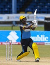 Johnson Charles hoicks one for four en route to 39, Barbados Tridents v St Lucia Zouks, CPL 2020, Port Of Spain, August 30, 2020