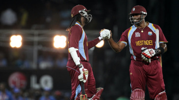 Kieron Pollard and Chris Gayle both have over 10,000 runs in T20 cricket but Pollard is yet to play a Test for West Indies, while Gayle has played 103
