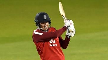 Tom Banton hit 137 runs in the three T20Is against Pakistan