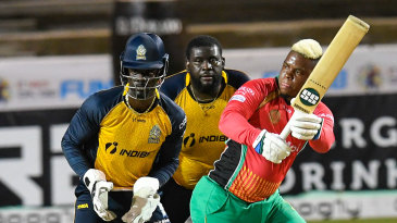Shimron Hetmyer led the run chase