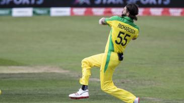 Kane Richardson has become a regular in Australia