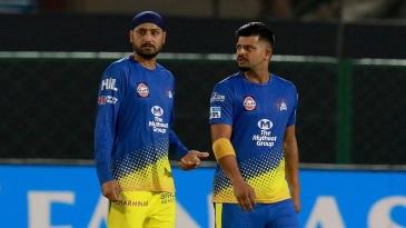Harbhajan Singh and Suresh Raina hadn't played much cricket since the last IPL