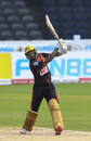 Tion Webster goes over the top, St Lucia Zouks v Trinbago Knight Riders, CPL 2020, Tarouba, September 5, 2020