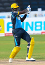 Jason Holder's rapid half-century led the Tridents' run chase, Jamaica Tallawahs v Barbados Tridents, CPL 2020, Trinidad, September 5, 2020