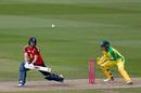 Dawid Malan reverse-sweeps, England v Australia, 2nd T20I, Southampton, September 6, 2020