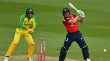 Jos Buttler was again in excellent touch