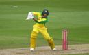 Ashton Agar made 23 off 20 in the second T20I, England v Australia, 2nd T20I, Southampton, September 6, 2020